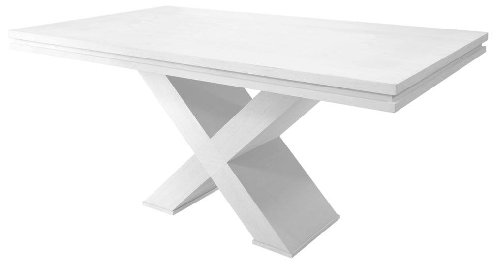 mesa x reta branco