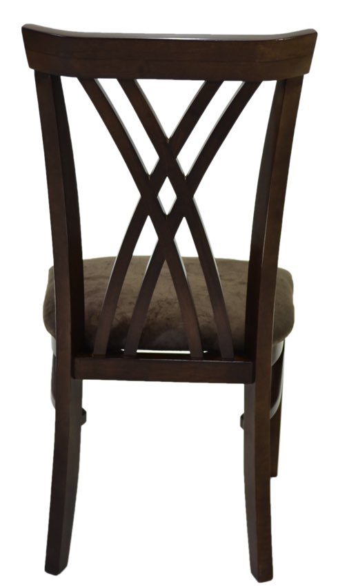 cadeira xis duplo sala de jantar